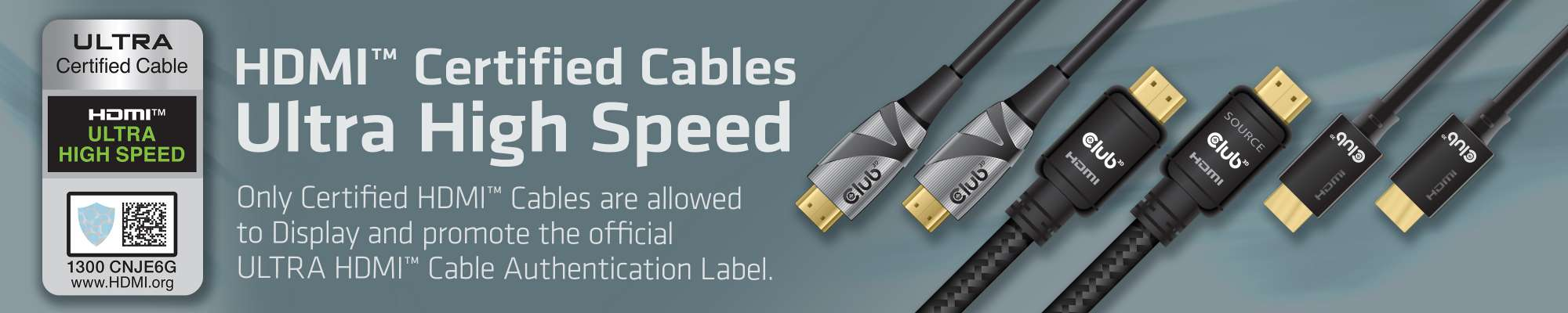 Club 3d Ultra High Speed Hdmi Cable 10k 120hz 48gbps M