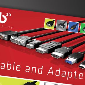 Club 3D Cables and Adapter Catalog