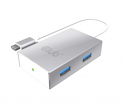 USB 3.0 Type-C to 4x USB Type-A Hub Newsletter