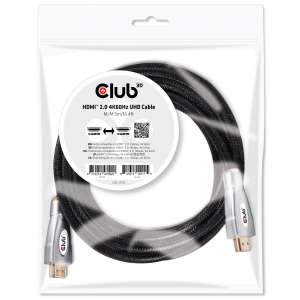 Cable HDMI 2.0 4K60Hz UHD 5m/16.40ft