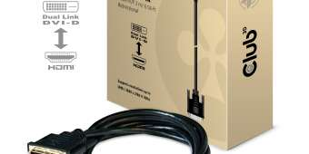 Cable HDMI 1.4 a DVI M / F 2m / 6.56ft bidireccional