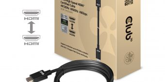 Ultra High Speed HDMI™ 10K 120Hz Kabel 48Gbps 26AWG Stecker/ Stecker 3 Meter