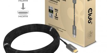 Ultra High Speed HDMI™ zertifizieres AOC Kabel 4K120Hz/8K60Hz unidirektional  St./St. 15 Meter